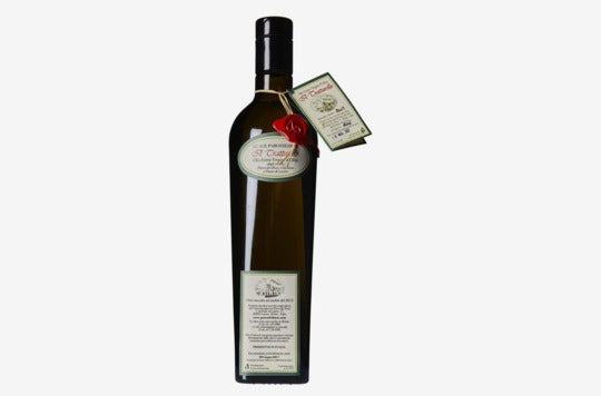 Il Tratturello Extra Virgin Olive Oil.