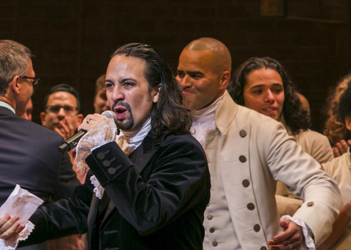 A Hamilton Critic On Why The Musical Isn T So Revolutionary