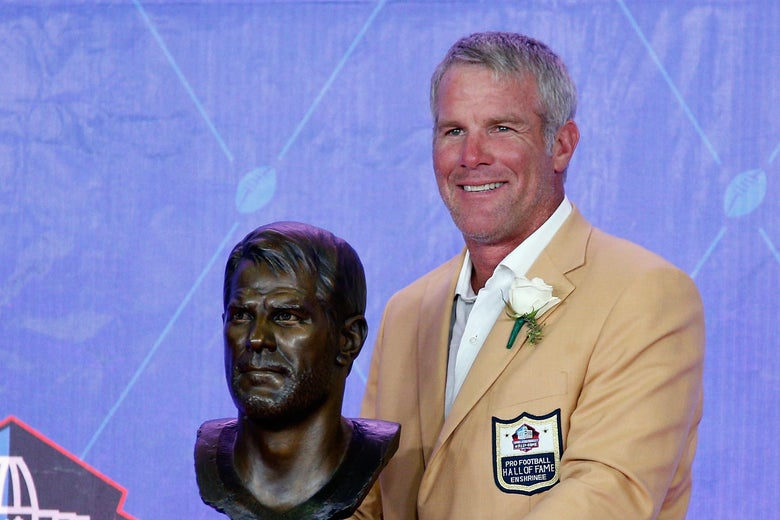Brett Favre Endorses Donald Trump Because He Believes in Separating Sports and Politics