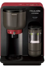 SHARP HEALSIO Tea PRESSO Red System TE-GS10A-R