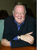 Time magazine film critic Richard Schickel. Click image to expand.