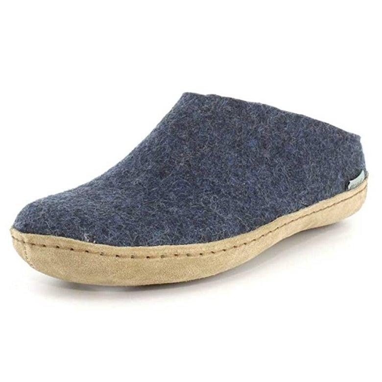 A wool slipper