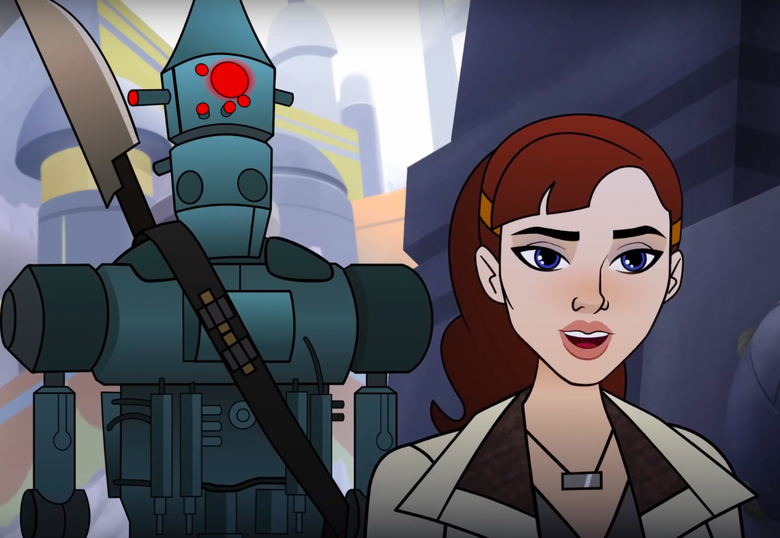 Solo: A Star Wars Story's Leading Lady Gets Her Very Own Animated Short