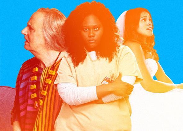 Transparent, Orange Is the New Black, and Jane the Virgin