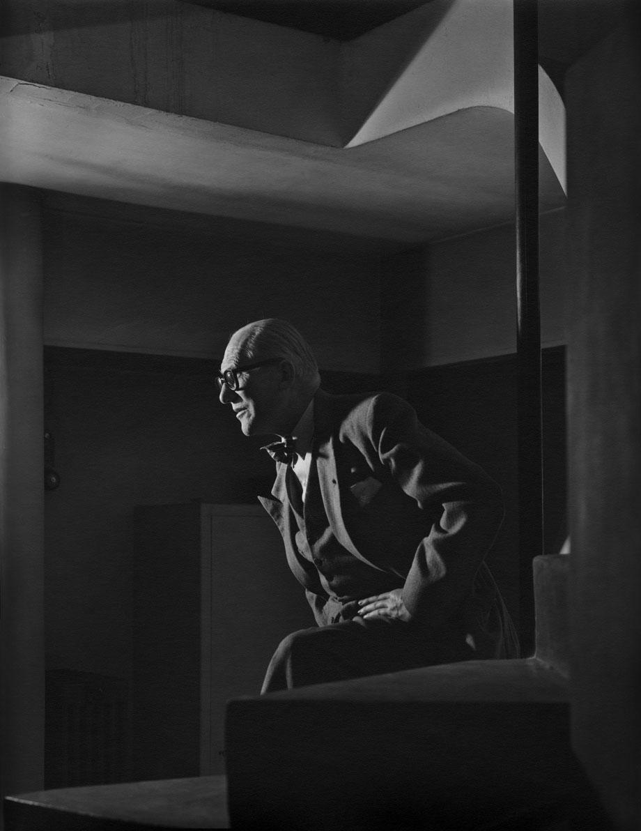 Charles-Édouard Jeanneret Le Corbusier, 1954