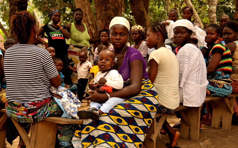 Sierra Leonean mother