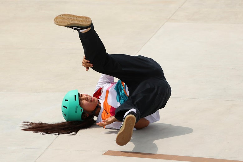 Was the Olympic Skateboarding Really As Unimpressive As It Seemed?