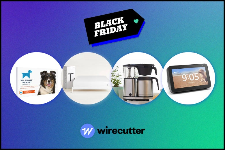 assorted Black Friday products