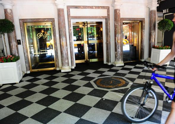 Pierre Hotel, New York City