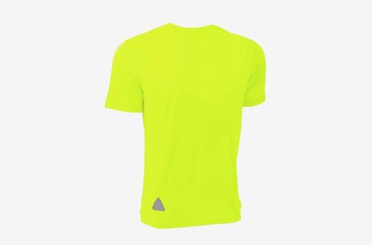 RTY Mens High Visibility Enhanced Dynamic T-shirt.