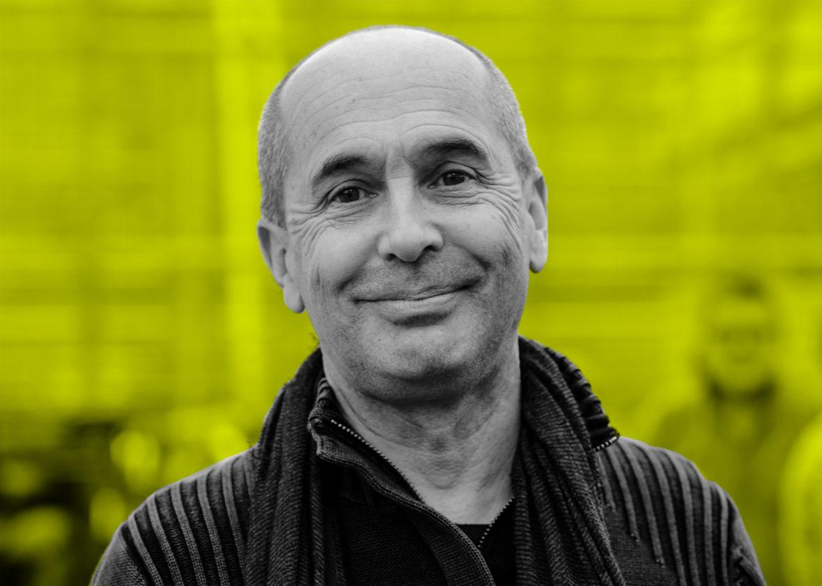 American author Don Winslow