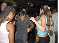 The dancefloor