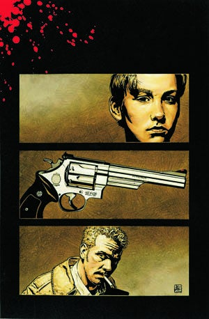 Art by Tim Bradstreet. Courtesy of Mister Six/Hellblazer Wiki.