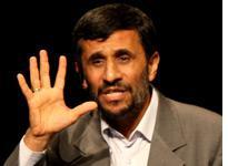 Iranian President Mahmoud Ahmadinejad. Click image to expand.