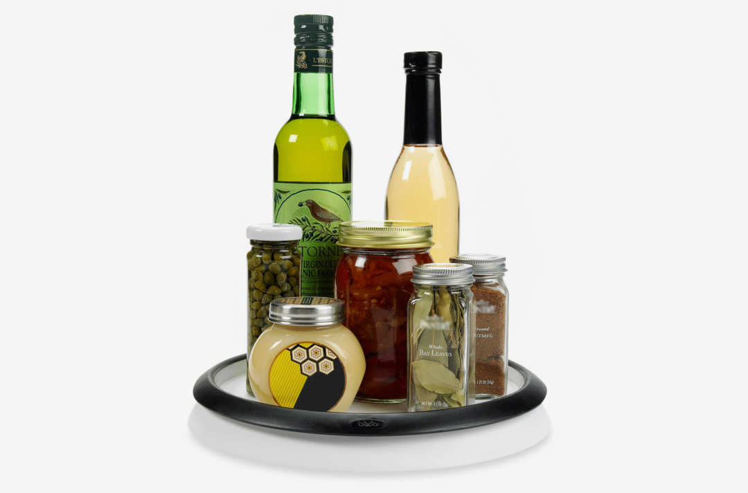 OXO Lazy Susan.