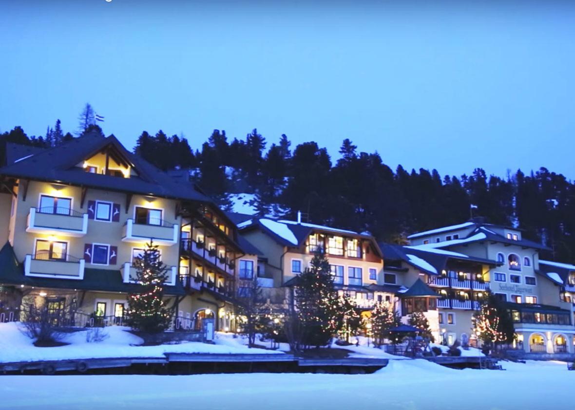Romantik Seehotel Jaegerwirt hotel in Austria.