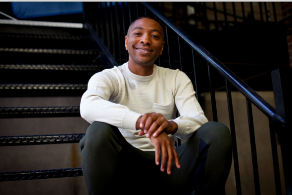 Choreographer and dancer Kyle Abraham, one of at least three openly gay 2013 MacArthur fellows