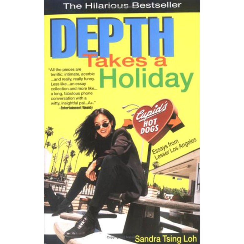 Cover of Depth Takes a Holiday.