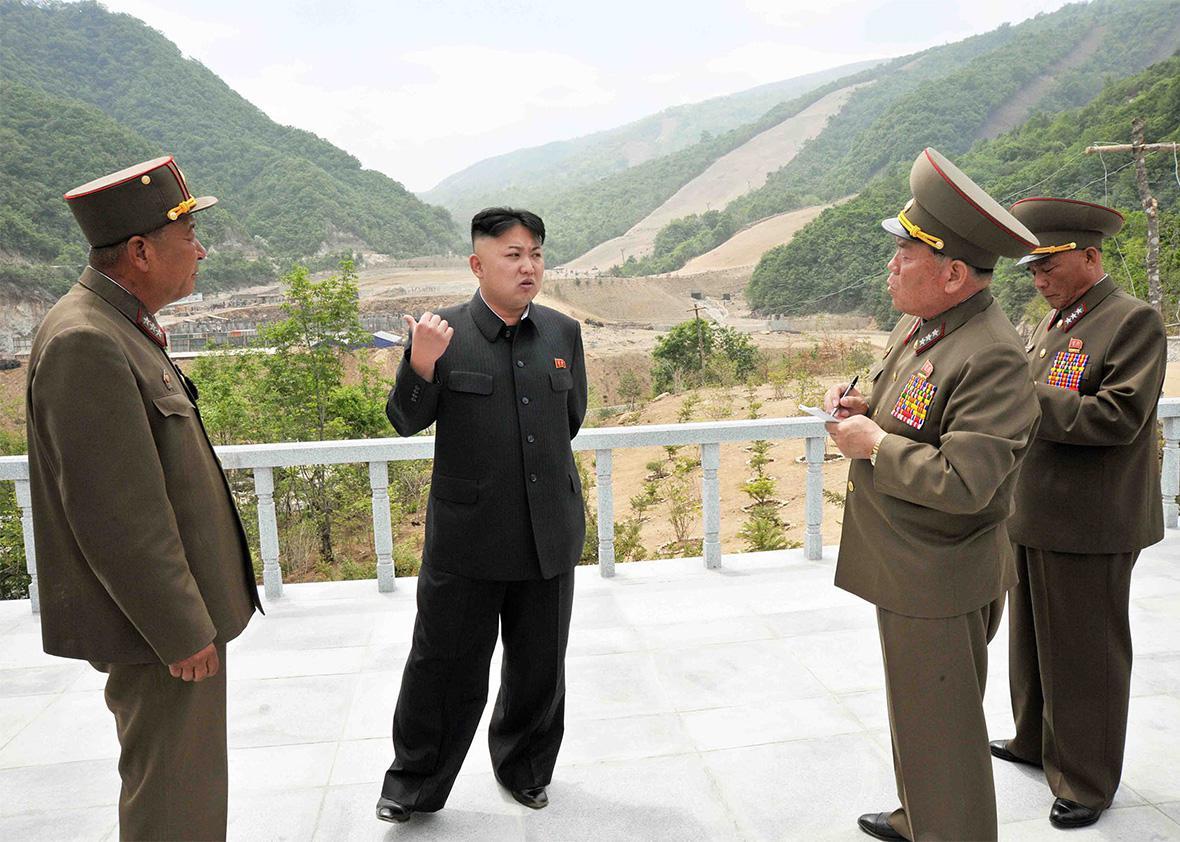 North Korea obama.