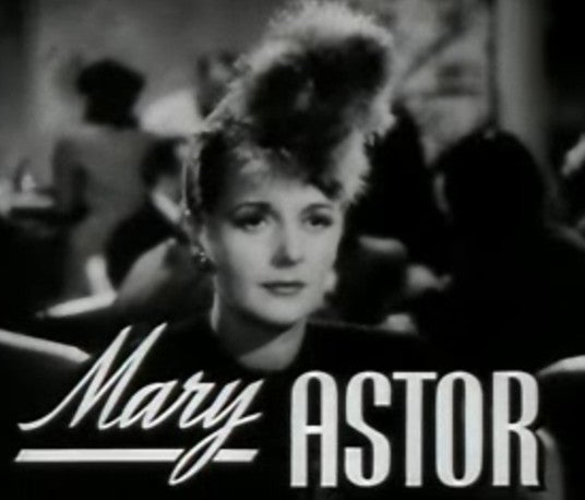 How a Sex Scandal Arguably Helped Mary Astor's Career
