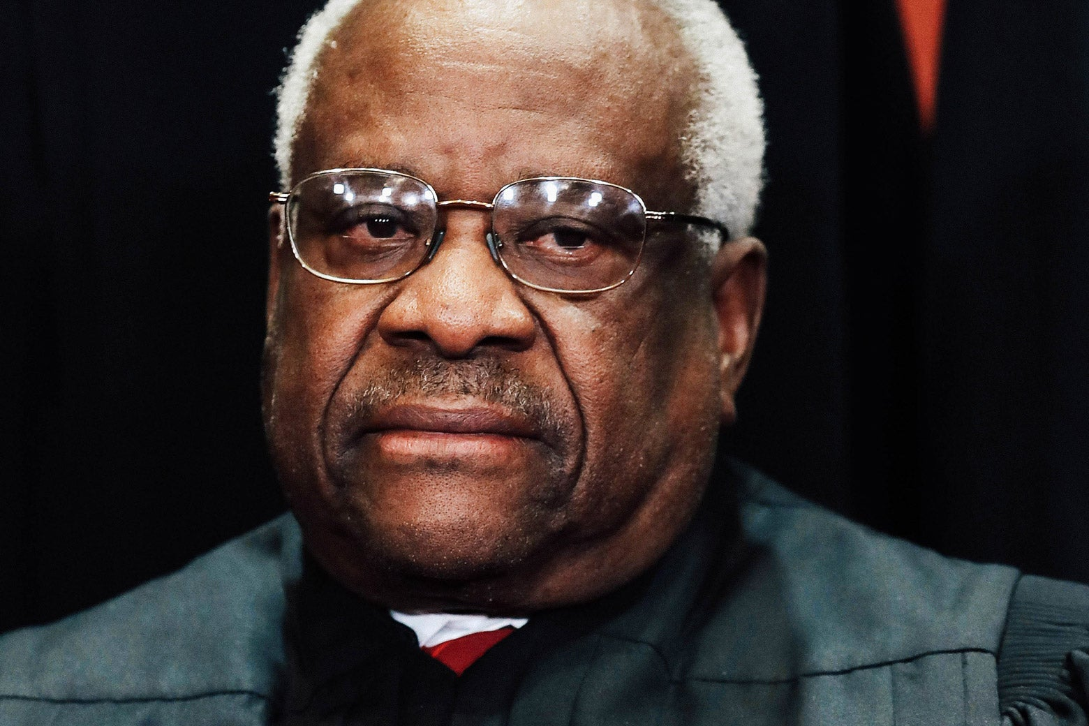 Supreme Court Associate Justice Clarence Thomas