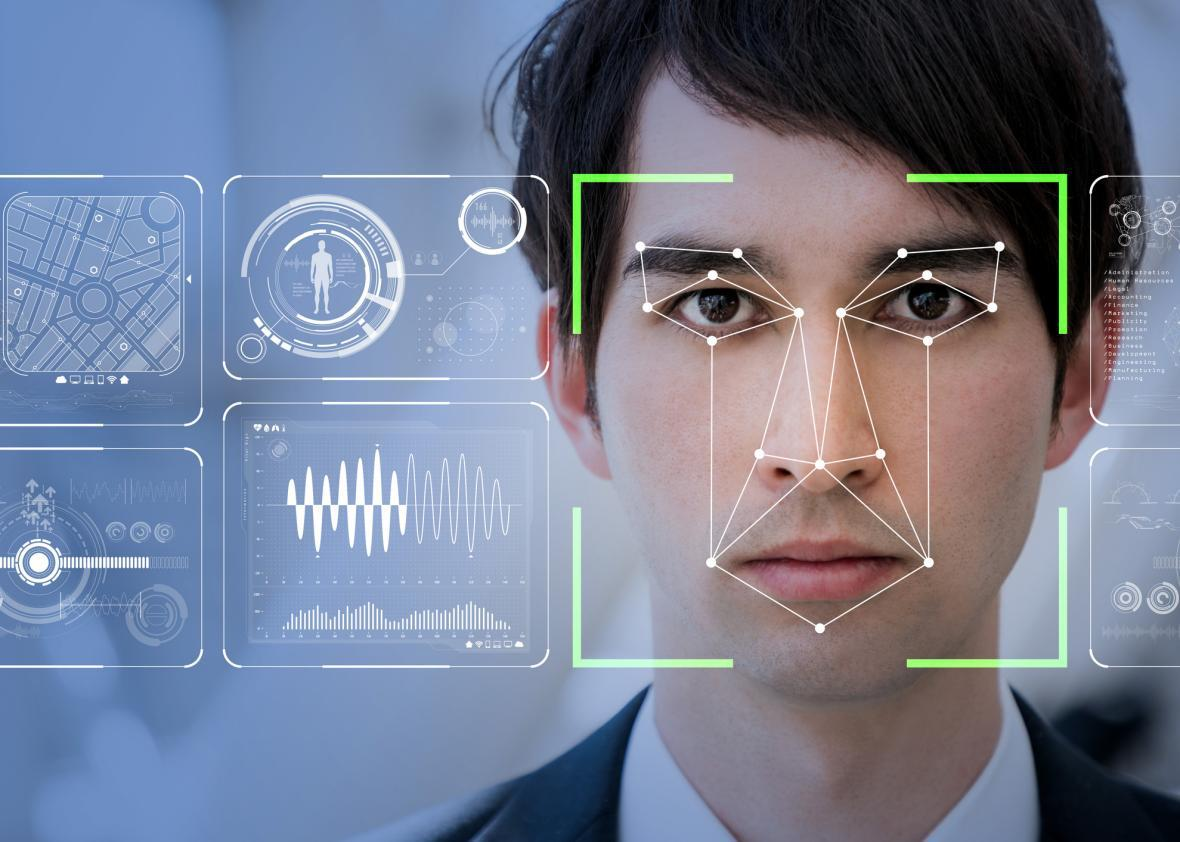Airport face scans could be a dry run for a national surveillance system.