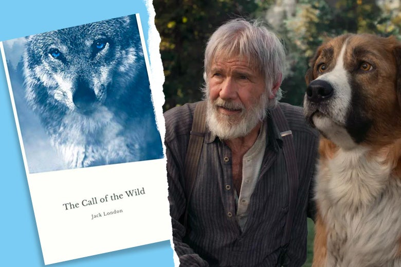 How the New Call of the Wild Movie Compares to Jack London's Novel