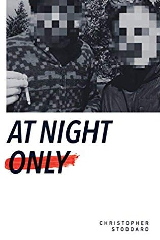 Book cover for At Night Only.