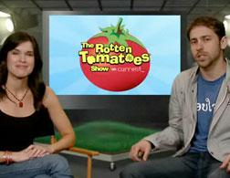 The Rotten Tomatoes Show. Click image to expand.
