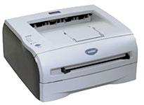 The Brother HL-2040 printer.