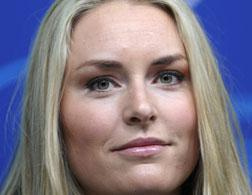 Lindsey Vonn. Click image to expand.