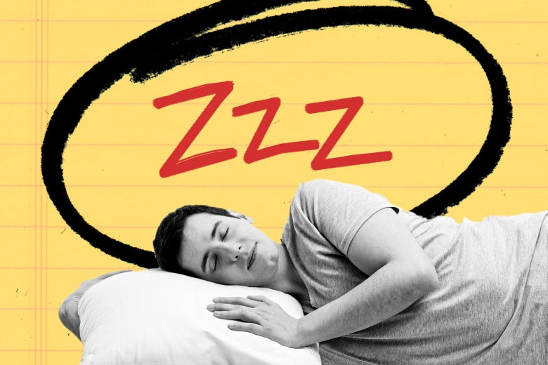 The 10-Minute Trick to Sleeping Better
