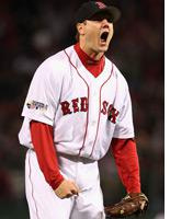 Relief pitcher Jonathan Papelbon          Click image to expand.