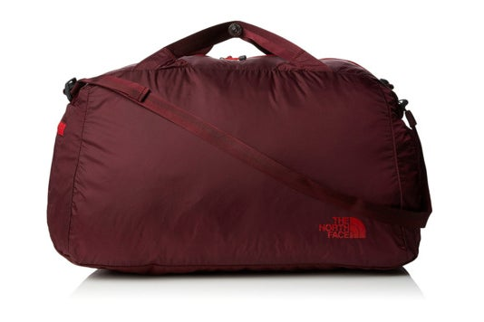 The North Face Unisex Packable Flyweight Duffel.