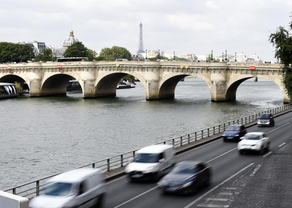 Paris Is Turning Its Central Highway Into a Park. American Cities Need to Pay Attention.