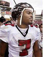 Vick, the Falcons' last hope?