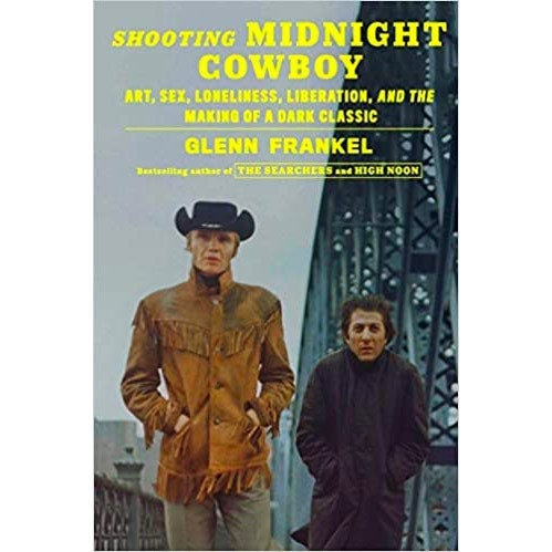 The cover of Shooting Midnight Cowboy.