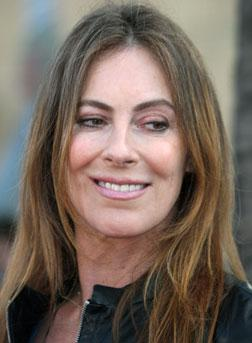 Director Kathryn Bigelow.