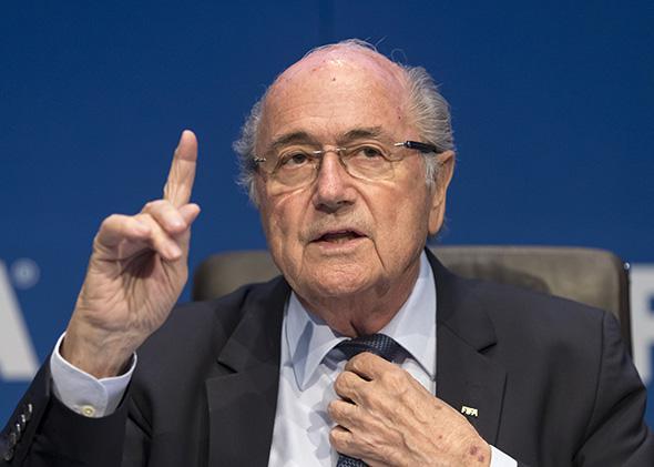 Blatter World.