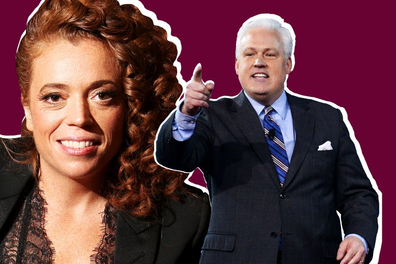Comedian Michelle Wolf and American Conservative Union Chairman Matt Schlapp.
