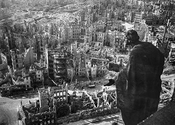 Dresden, Feburary 1945