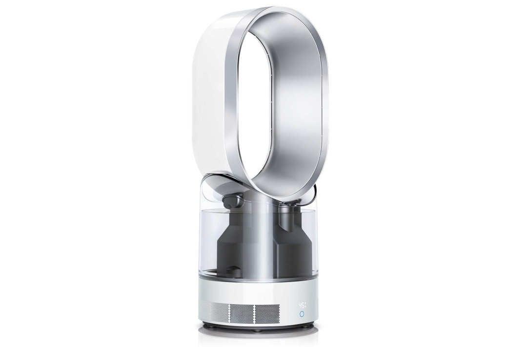 Dyson's Air Multiplier Hygienic Mist Humidifier.