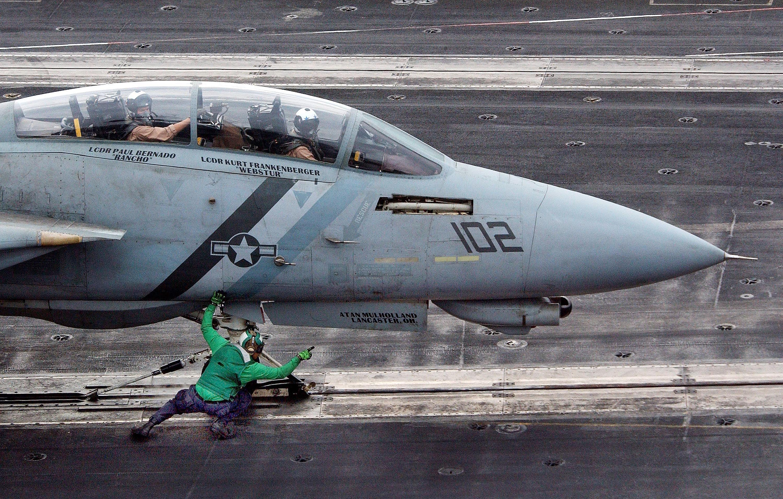 carrier flight deck