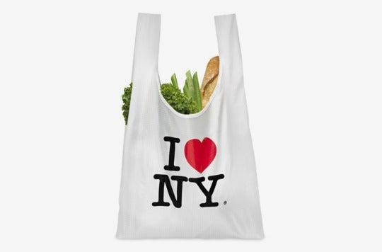 MoMA I (HEART) NY Reusable Bag.