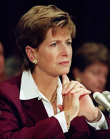 Christine Todd Whitman, former New Jersey governor