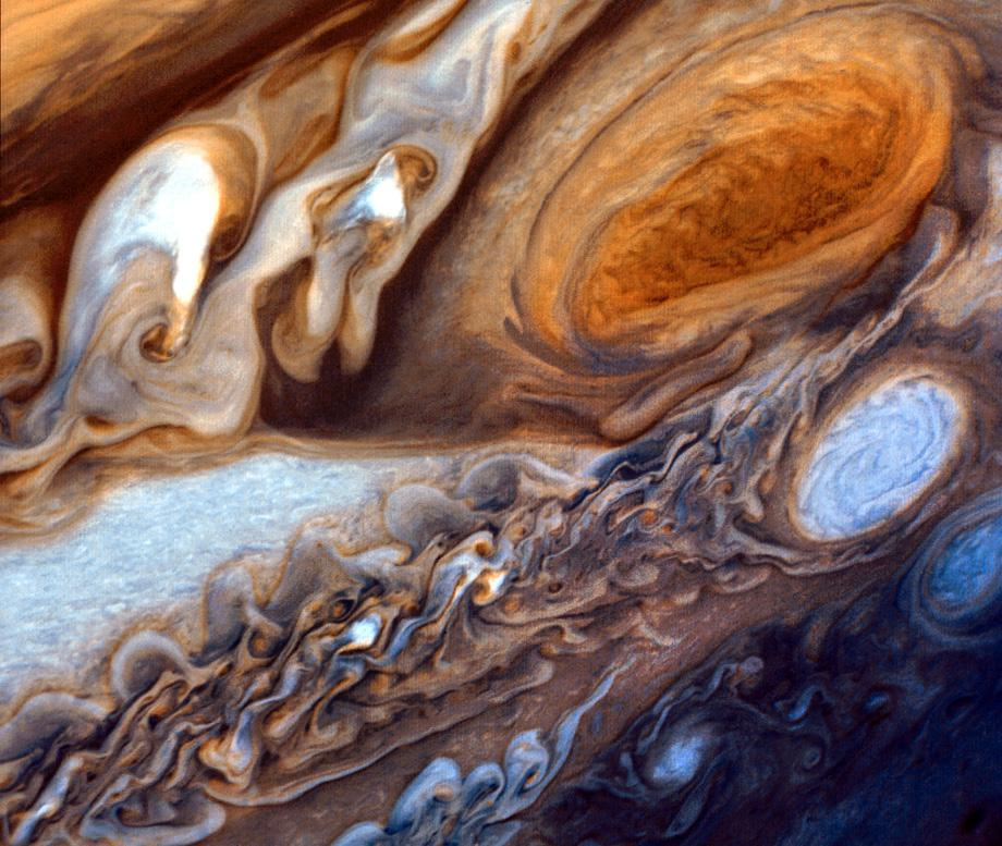 jupiter great red spot photo.