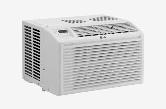 LG 6,000 BTU Window Air Conditioner.