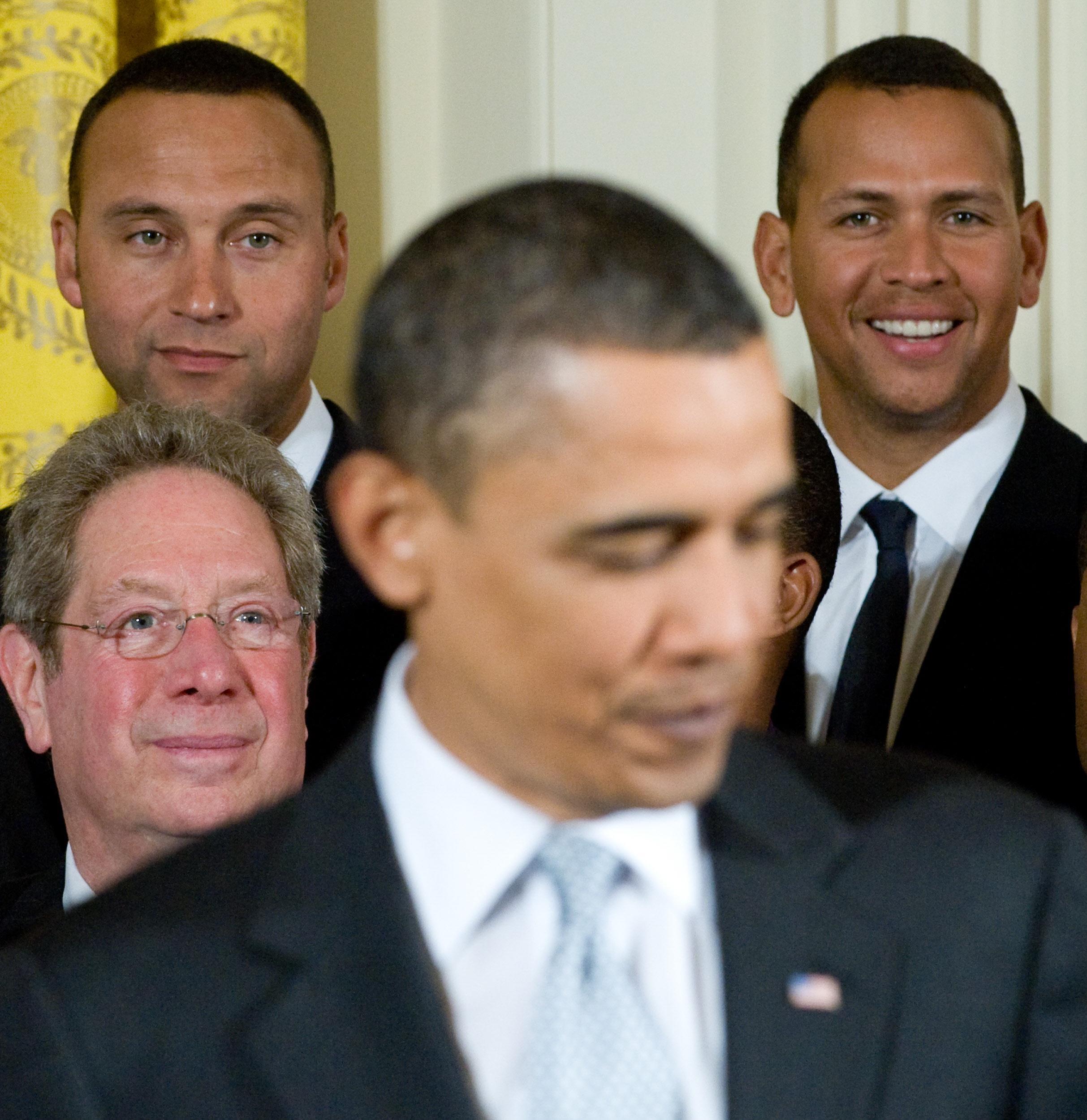 Obama, A-Rod and Jeter