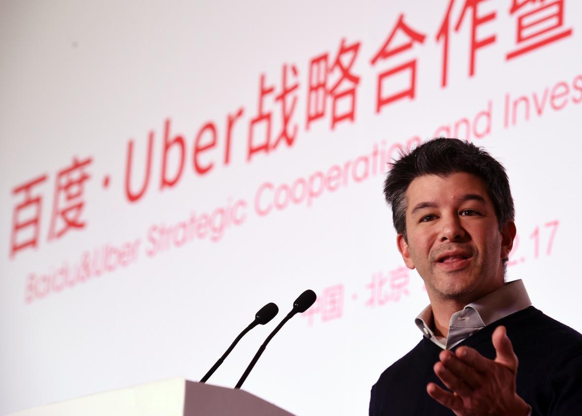 Why users deleted Uber in response to Trump's executive order