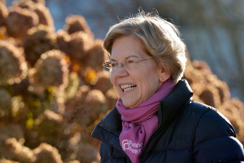 Elizabeth Warren Is Driving Billionaires Even Crazier Than She Was Yesterday